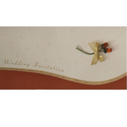 Hindu Wedding Card JP 263f