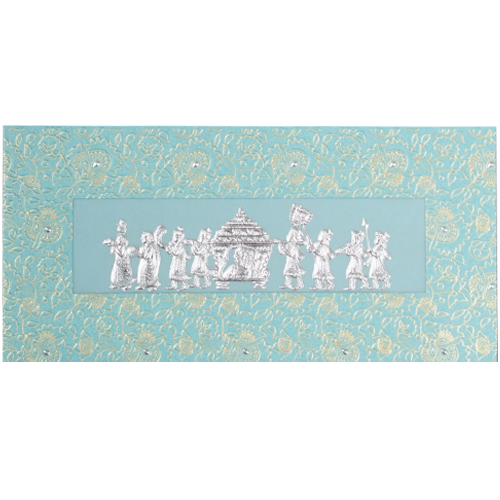 Sikh Wedding Card JP 435