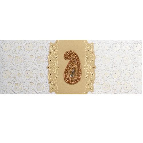 Sikh Wedding Card JP 456p